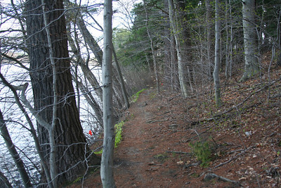 2010 Merrimack River 10m Trail Race