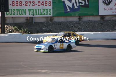 South Sound Speedway, August 12, 2006