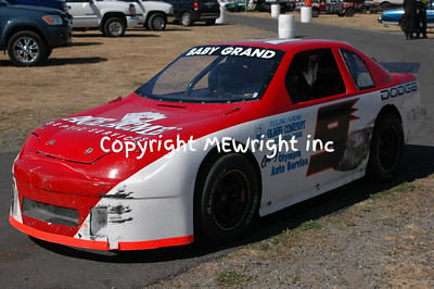 Tony Carabello, South Sound Speedway, August 12, 2006