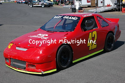 Cody Stewart, South Sound Speedway, August 12, 2006