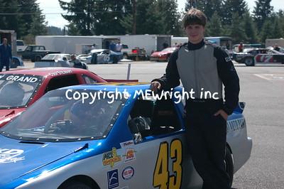 Steven Roberts, South Sound Speedway, August 12, 2006