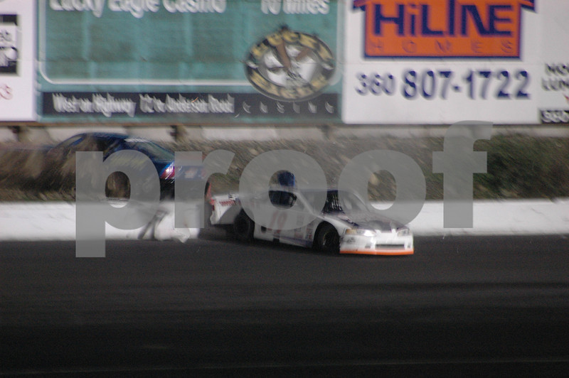 South Sound Speedway, September 2007