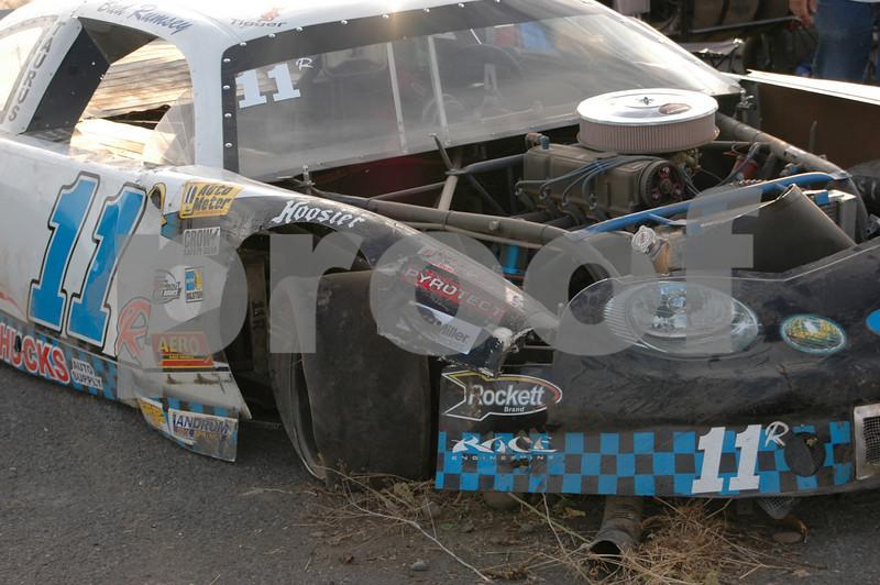 Pro 4s, Yakima Speedway, July 2007