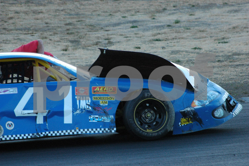 Richard Dionne, South Sound Speedway, September 9, 2006