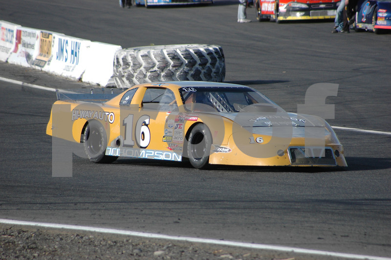 Fall Classic, Yakima Speedway, Yakima, WA, October 3-4, 2009