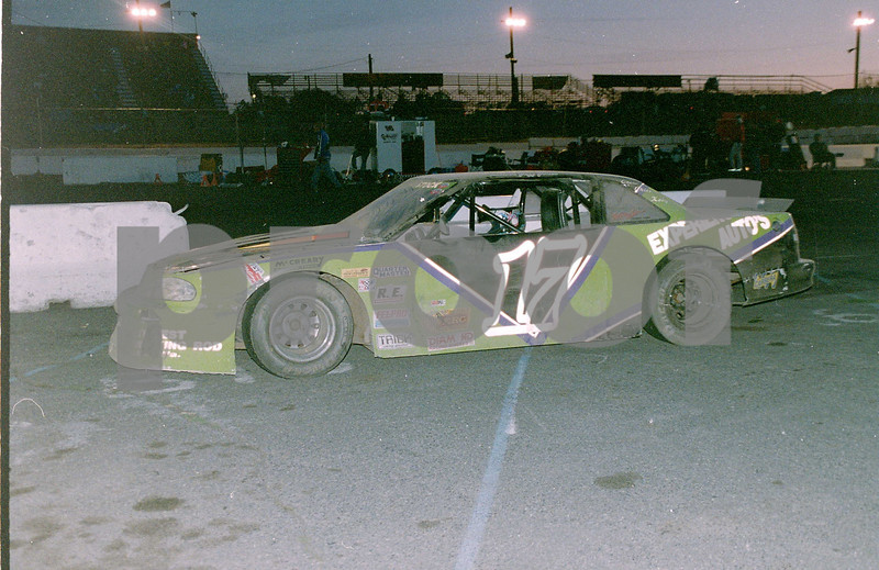 Yakima Speedway, Yakima, WA, June 2001