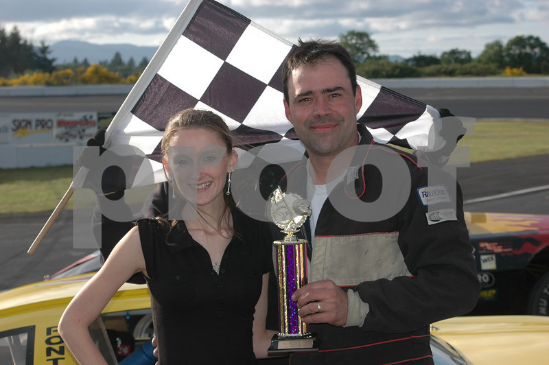 South Sound Speedway, May 2007