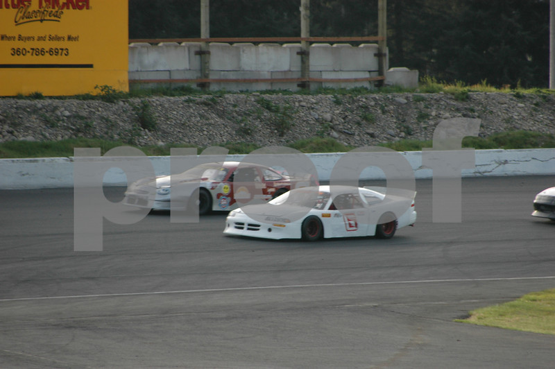Super 4s, South Sound Speedway, May 17, 2008