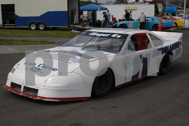 South Sound Speedway, April 2007