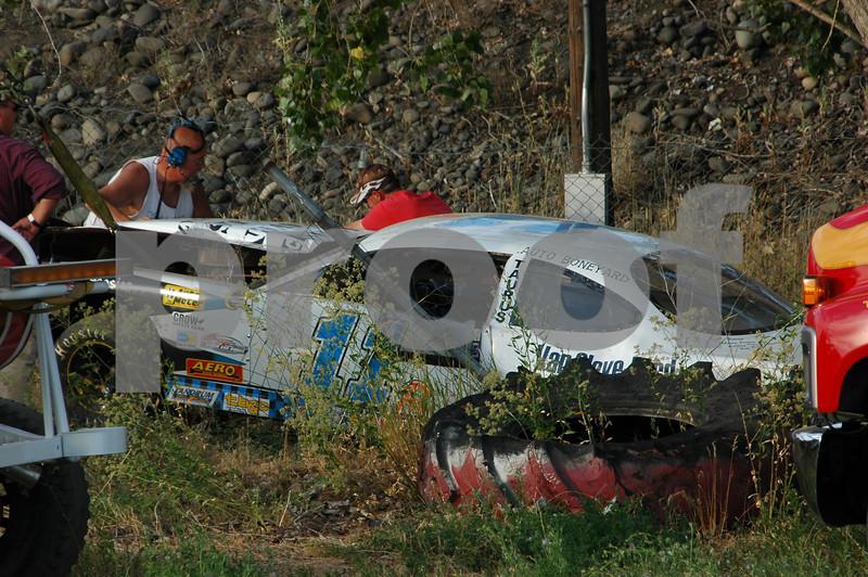 Yakima Speedway, July 2007