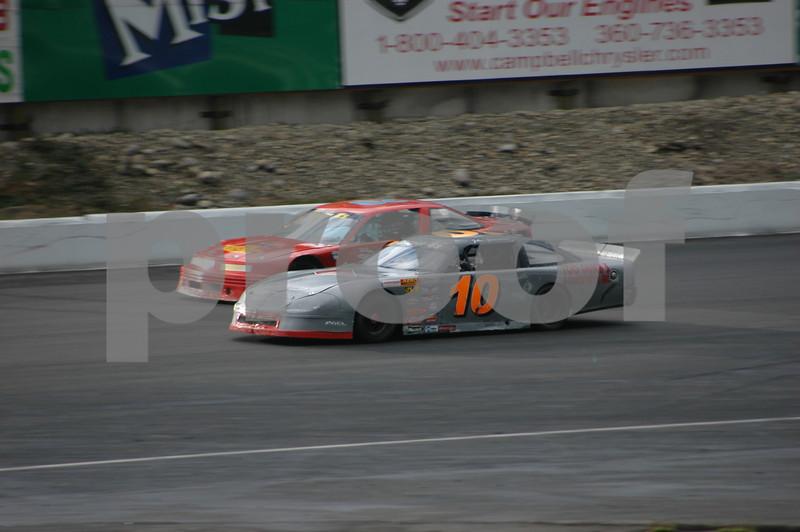 South Sound Speedway, September 2007