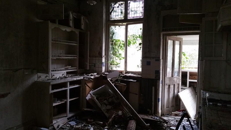 Kitchen still.