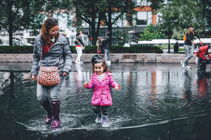 Crown Fountain - Chicago