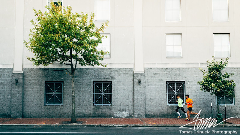 Downtown Running