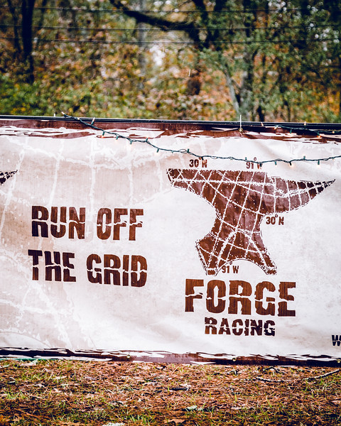 Forge Racing - Run Off The Grid