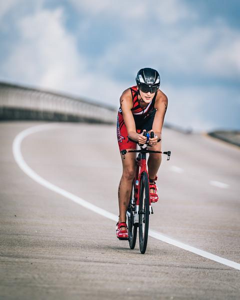 Mullet Man Triathlon - Bike