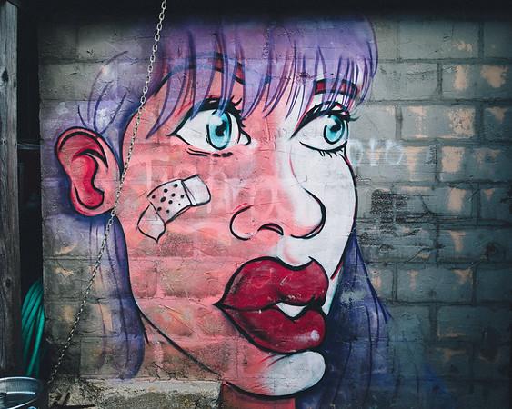 Flora-Bama Street Art