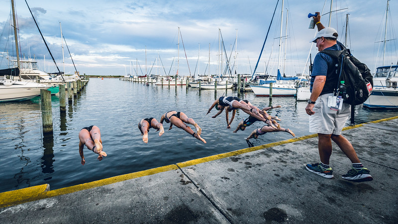 Pro Women at New Orleans USAT Elite Sprint National Championship