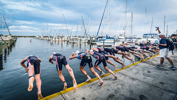 Pro Men at New Orleans USAT Elite Sprint National Championship