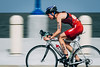 Cycylist during 2016 USA Triathlon Draft-Legal Sprint Duathlon Qualifier