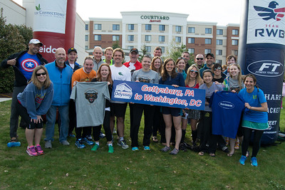 American Odyssey Relay 2014 - Team Honey Badger Highlights