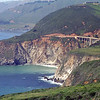 We get a few more shots of Bixby Bridge from Hurricane Point.