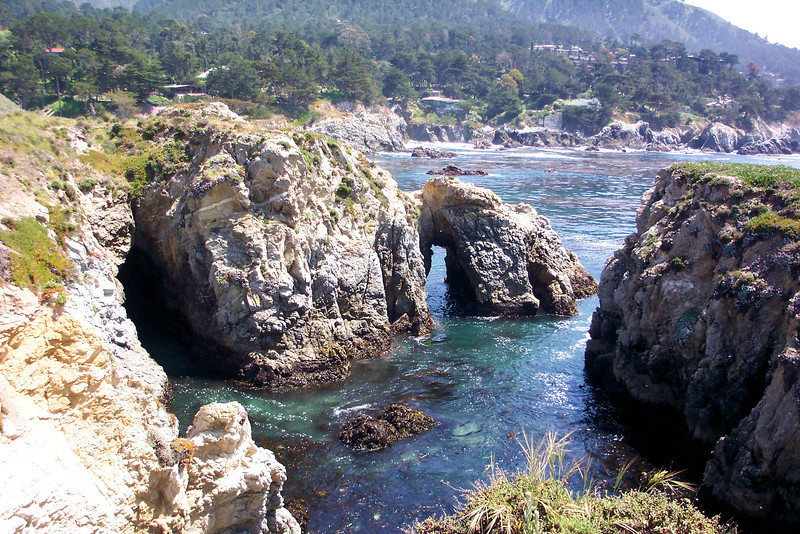 """These pictures may help illustrate why landscape artist Francis McComas describes Point Lobos as the """"greatest meeting of land and water in the world."""""""