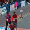 Patti at the finish line!