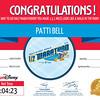 Slowest half-marathon I've ever done!