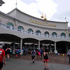 Entering Churchill Downs