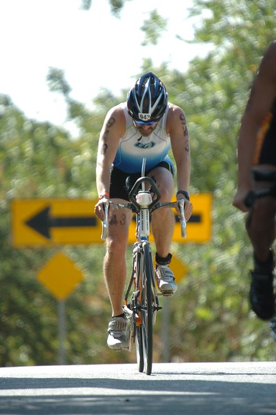 Caliman Half Iron Bike