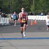 Team Red Lizard Eric Collins Eugene 2008 Half Marathon