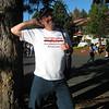 Steve posing ??? :-)