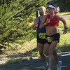 Christy in the 1/2 marathon