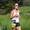 Caroline in the 1/2 marathon
