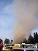 dust devil that came through the pits