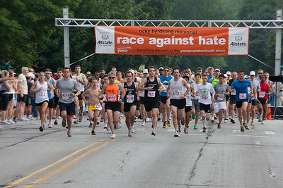 2011 Ricky Byrdsong Race Against Hate