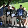 Cleveland Dam Checkpoint Volunteers