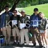 Cleveland Dam Checkpoint Volunteers