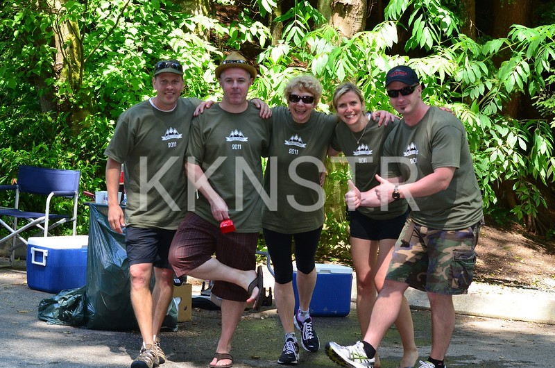 Hyannis Aid Station Volunteers