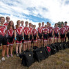 The Golden High School Mountain Bike Team is new for this season and includes a lot of first-time racers that now love the sport. The team is coached by Tim Hoppin (alumni to GHS) and Scott Burcar (Science Teacher at GHS). Photo Carrie Dittmer.