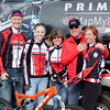 The fabulous Primal Team! Thanks for all the support. Photo Carrie Dittmer.