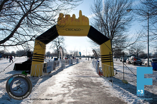 2013 F^3 Half Marathon - 1/26/13