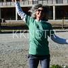 Cypress Aid Station Volunteer - Photo by Richard So.