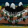 25th Anniversary Knee Knacker Cake