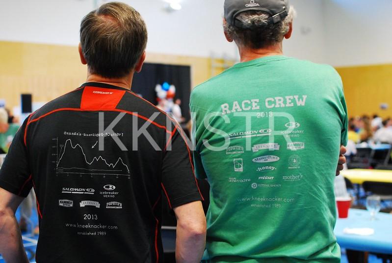 2013 Race Shirt and Volunteer Shirt