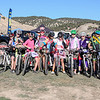 Riders from Animas and Durango dressed up for the pre-ride on Saturday. Photo Leslie Farnsworth-Lee.