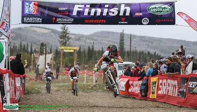 2014 Race 1 - Snow Mtn Ranch Stamped, TOP Action shots!