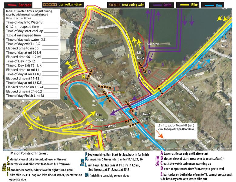 Lake Placid Center Map 2015 v2