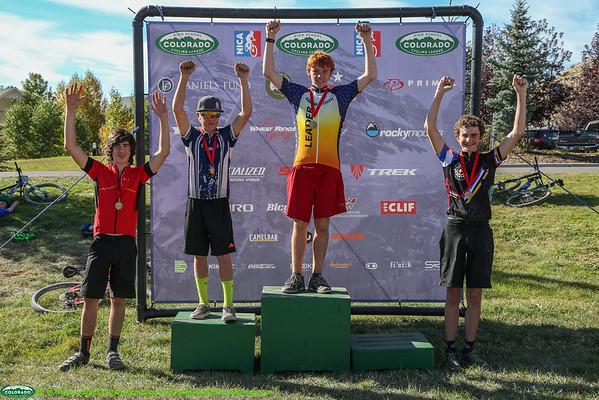 2015 Race 3 South - Haymaker Classic, Podium